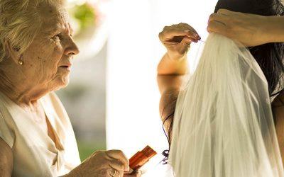 ¿Cómo mimar a vuestros abuelos antes de la boda y durante el gran día?