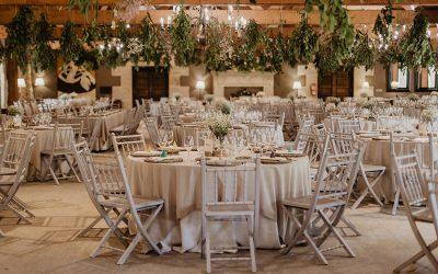 Te contamos lo que dice el protocolo al respecto de las mesas de la boda