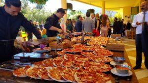catering restaurante bautizos malaga