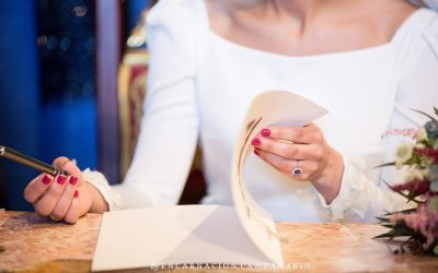 Documentación para boda religiosa