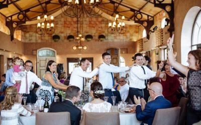 Juegos para divertir a los invitados durante la boda